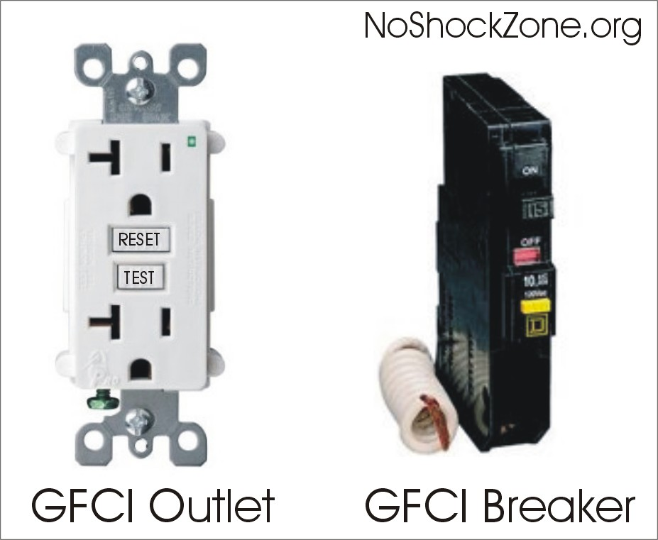 rv electrical safety part viii gfci theory no shock zone. Black Bedroom Furniture Sets. Home Design Ideas